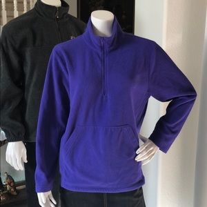 3/$20 SALE Great Northwest Purple Fleece  Size M